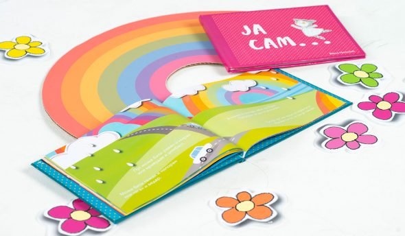 personalizovana knjiga